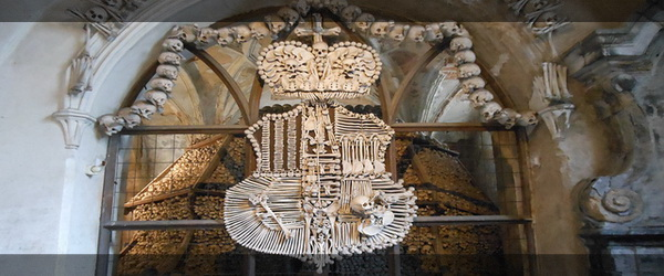 Sedlec ossuary the church of bones sedlec ossuary aloadofball Image collections